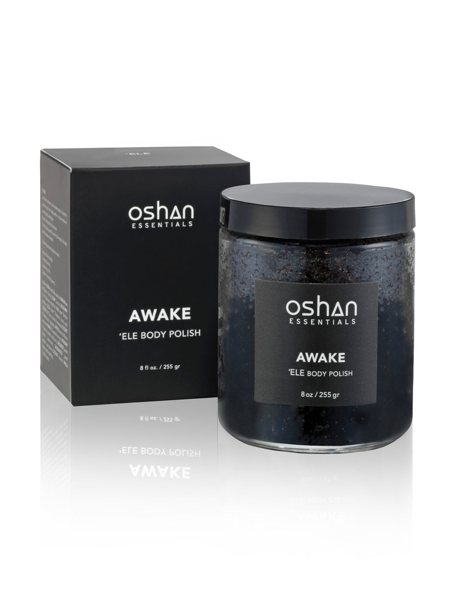 OSHAN ESSENTIALS AWAKE 'ELE Body Polish