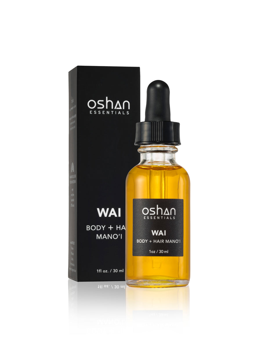OSHAN ESSENTIALS WAI Body+Hair Mano'i