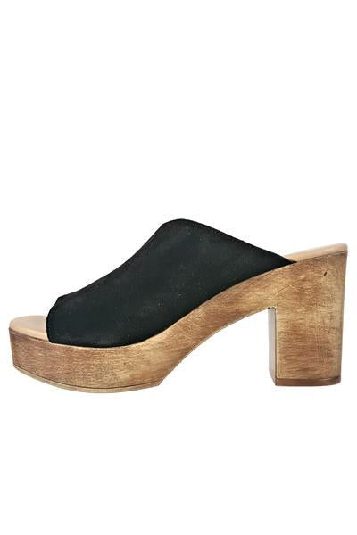 REBELS Orlanda Heel | Black