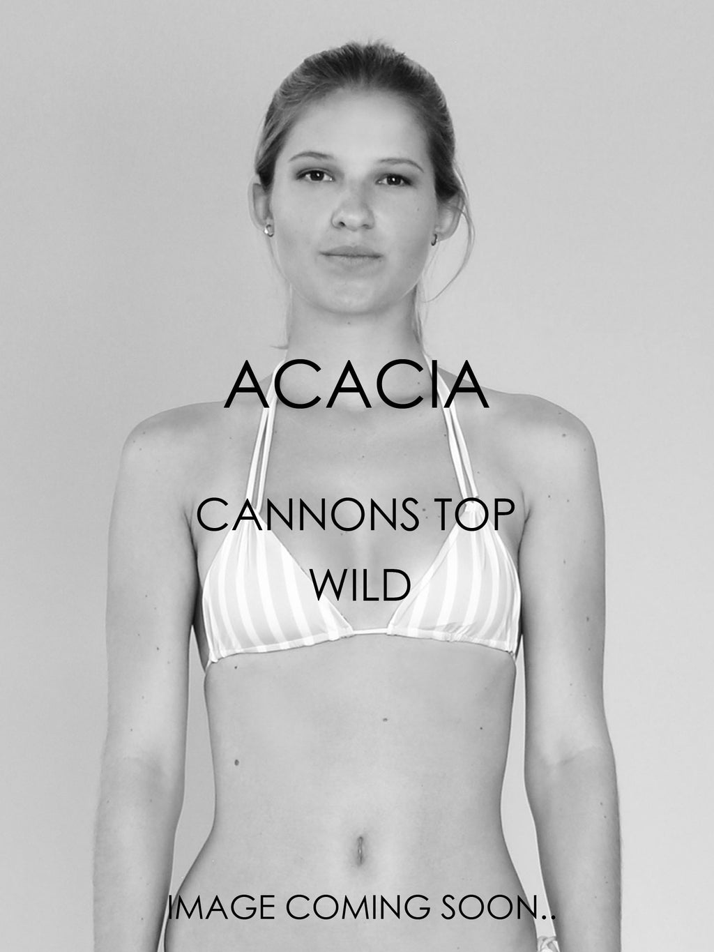 ACACIA SWIMWEAR Cannons Top | Wild