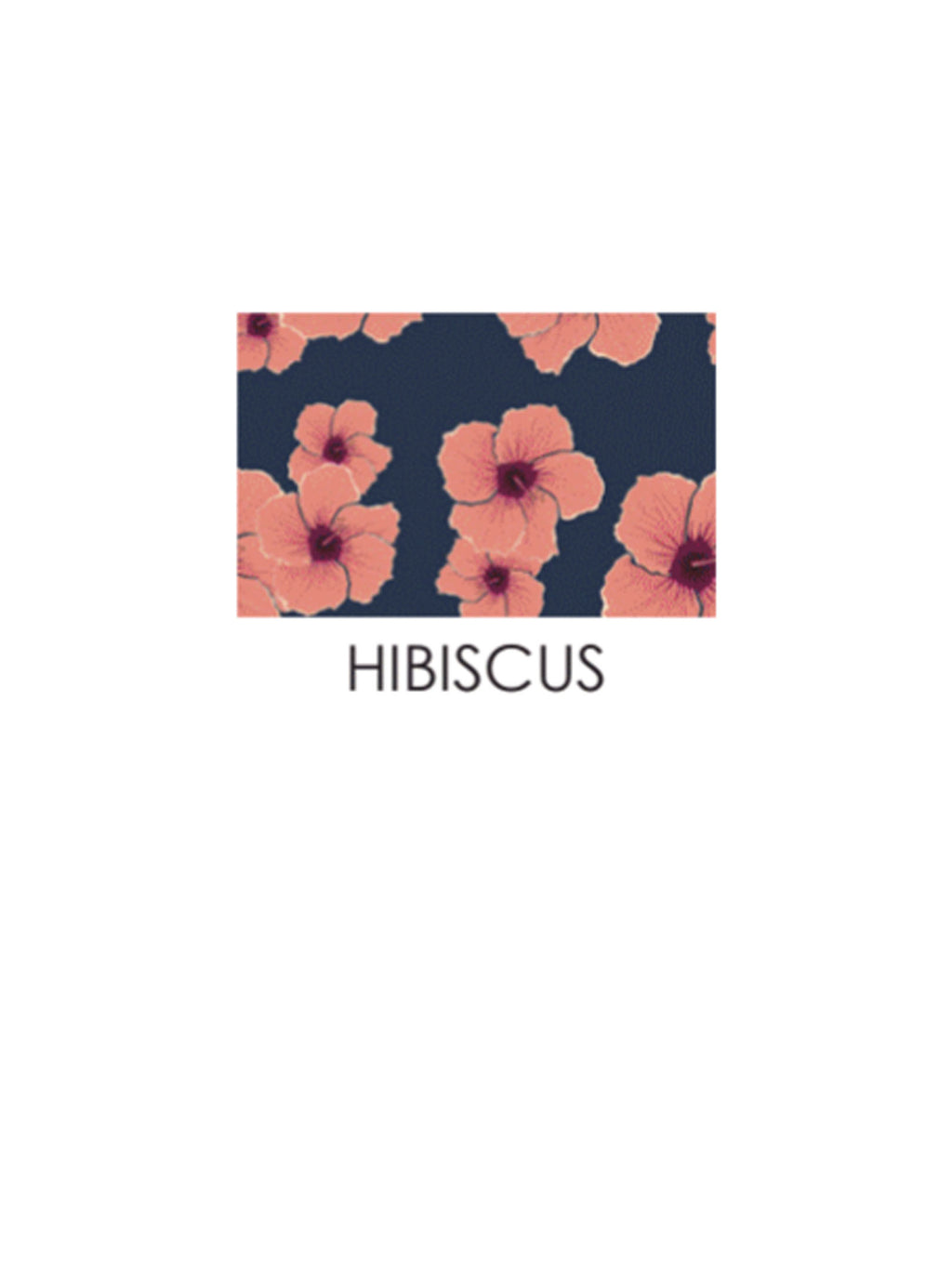 ACACIA SWIMWEAR Cannons Top | Hibiscus