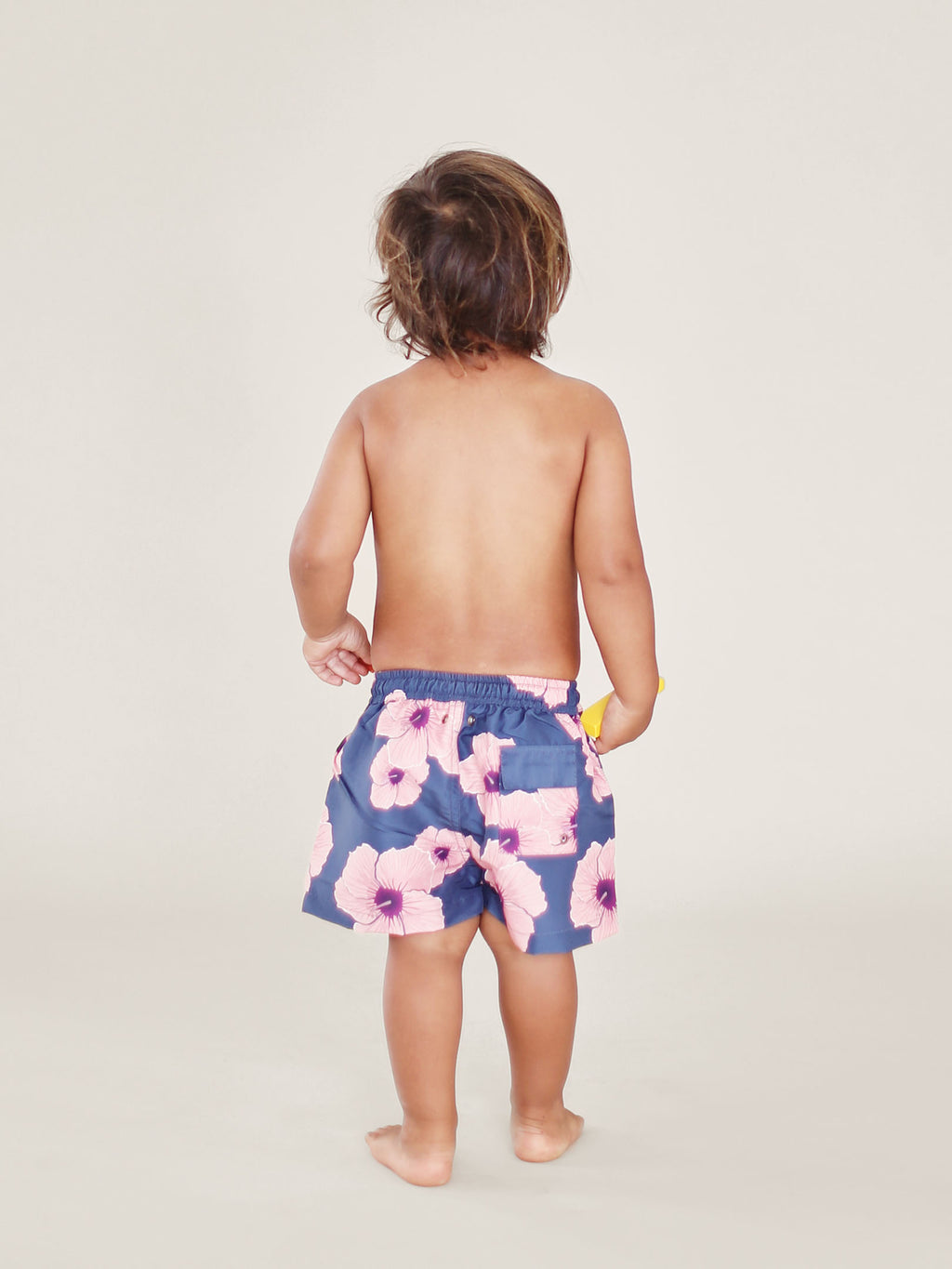 ACACIA BOYS Lil Boardies | Hibiscus