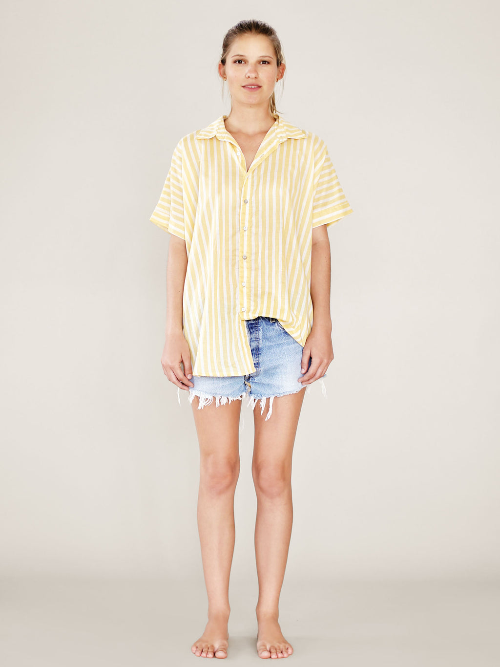 ACACIA Mombasa Button Up | Mellow