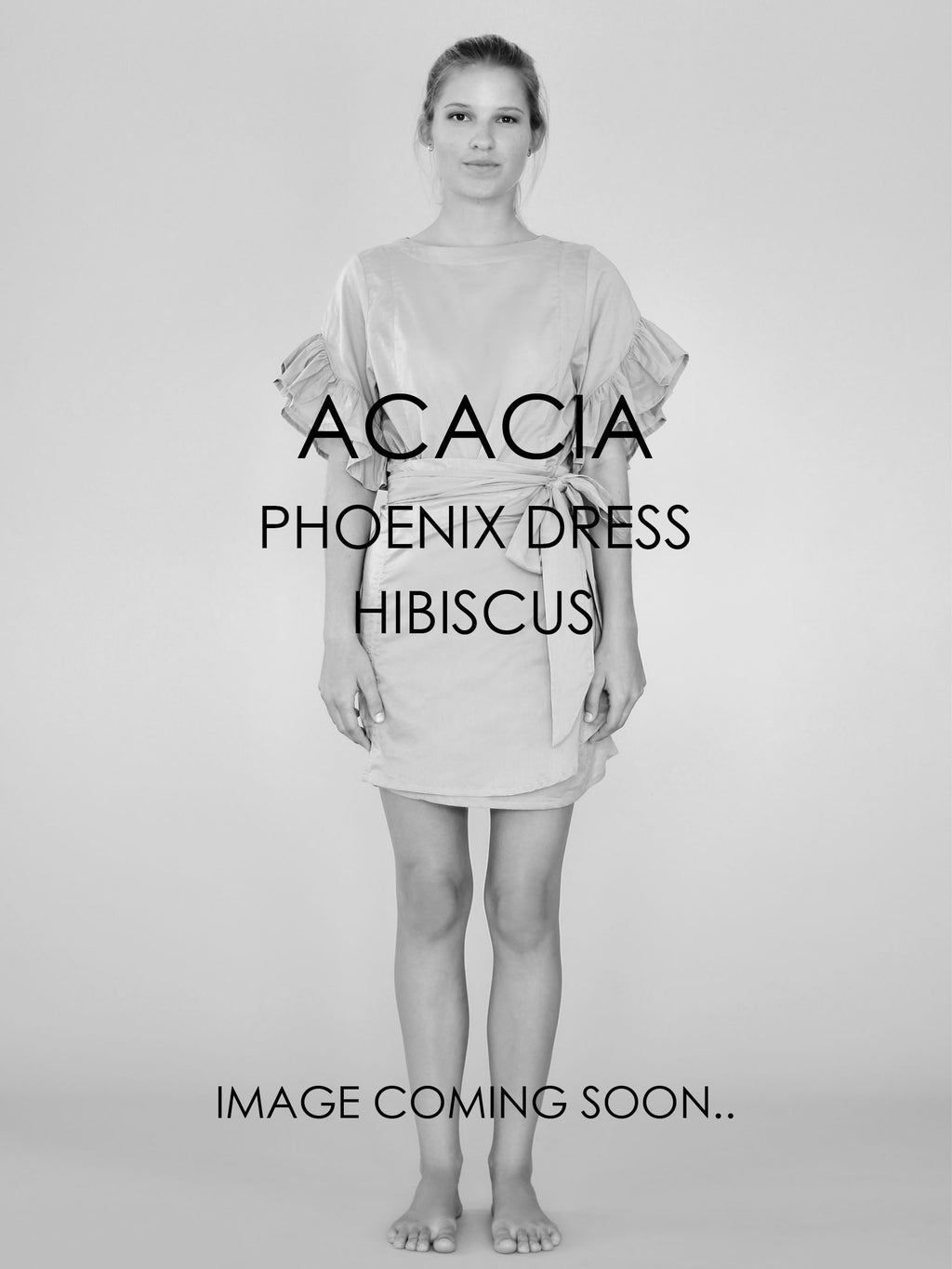 ACACIA Phoenix Dress | Hibiscus