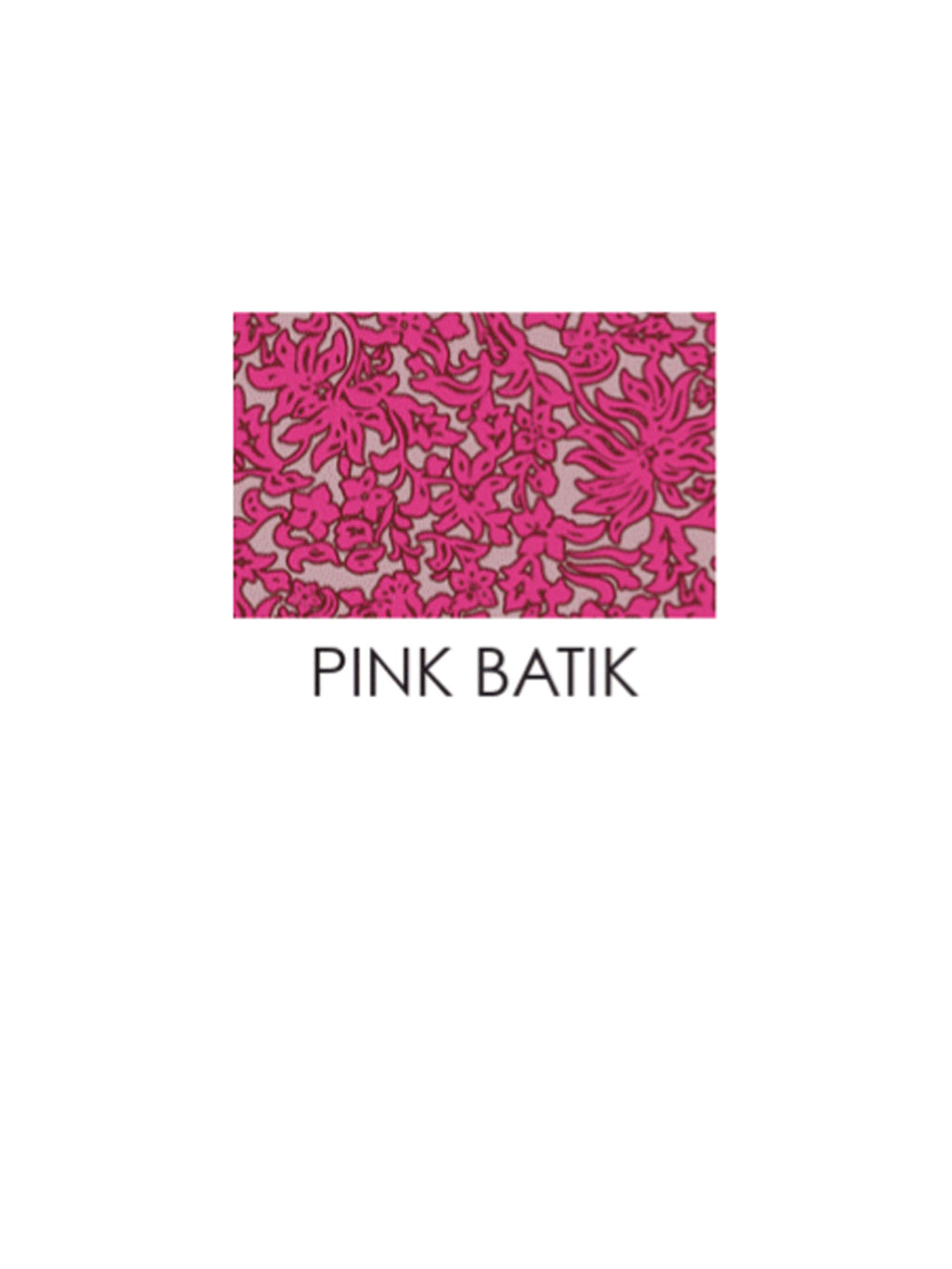 ACACIA HONEY Kuau Pareo | Pink Batik