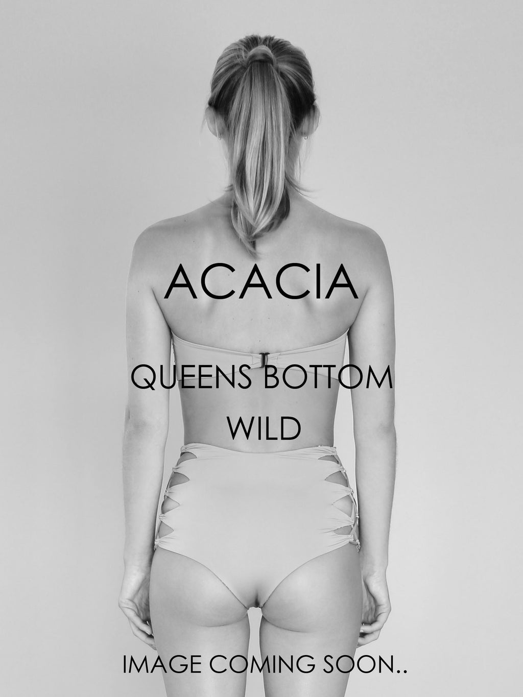 ACACIA SWIMWEAR Queens Bottom | Wild