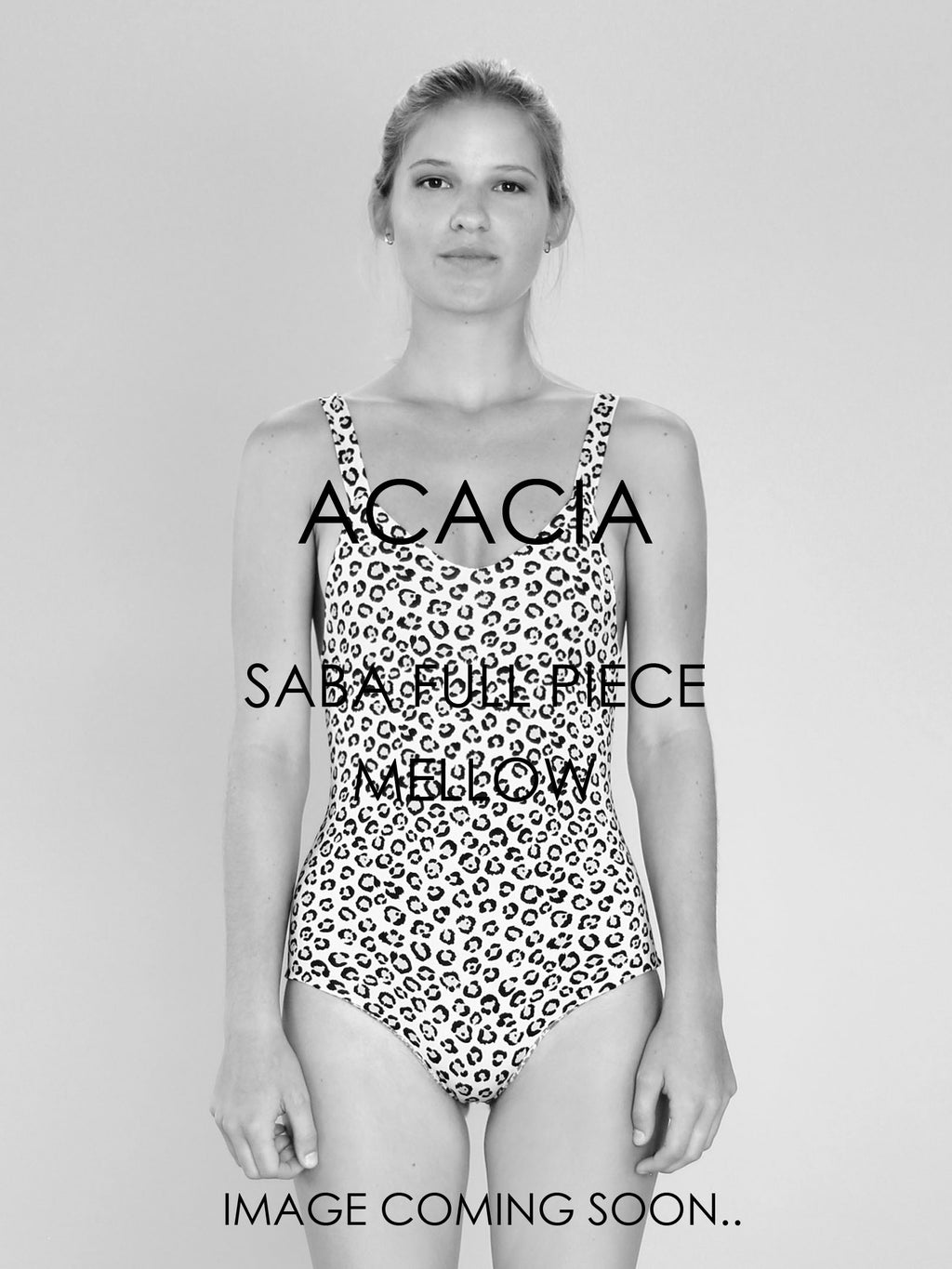ACACIA SWIMWEAR Saba Full Piece | Mellow