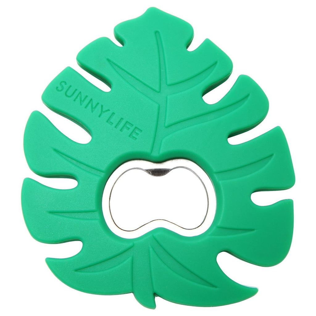 SUNNYLIFE Monstera Leaf Bottle Opener