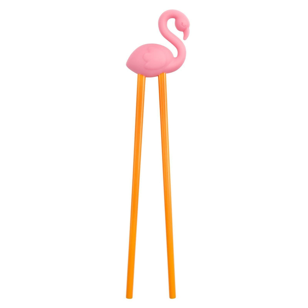 SUNNYLIFE Kids Chopsticks | Flamingo
