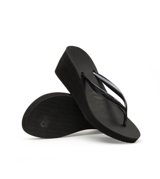 HAVAIANAS High Fashion Wedge | Black