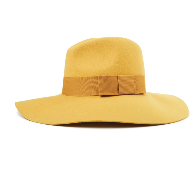 BRIXTON Piper Hat | Nugget Gold