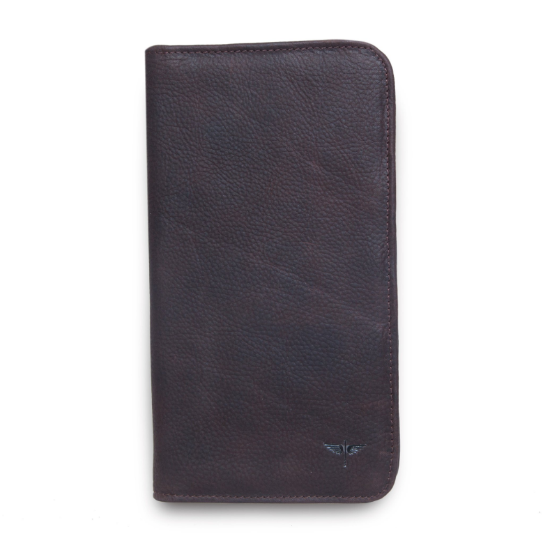 CLHEI Travel Wallet | Chocolate