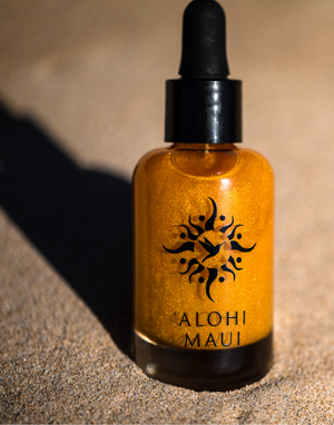 'ALOHI MAUI Golden Oil