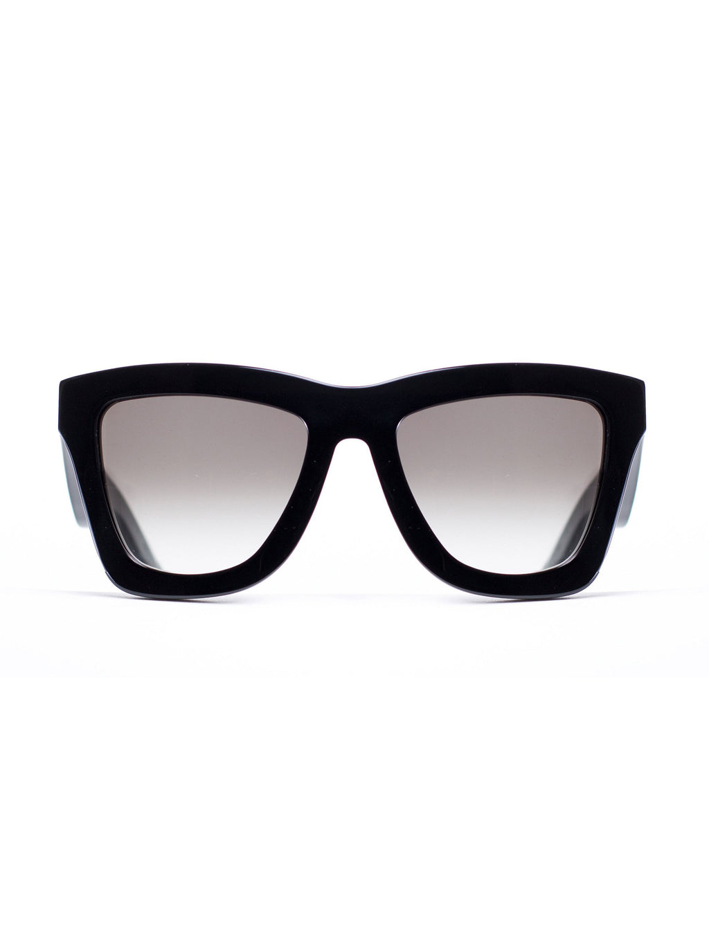 VALLEY EYEWEAR DB | Gloss Black / Black Gradient Lens