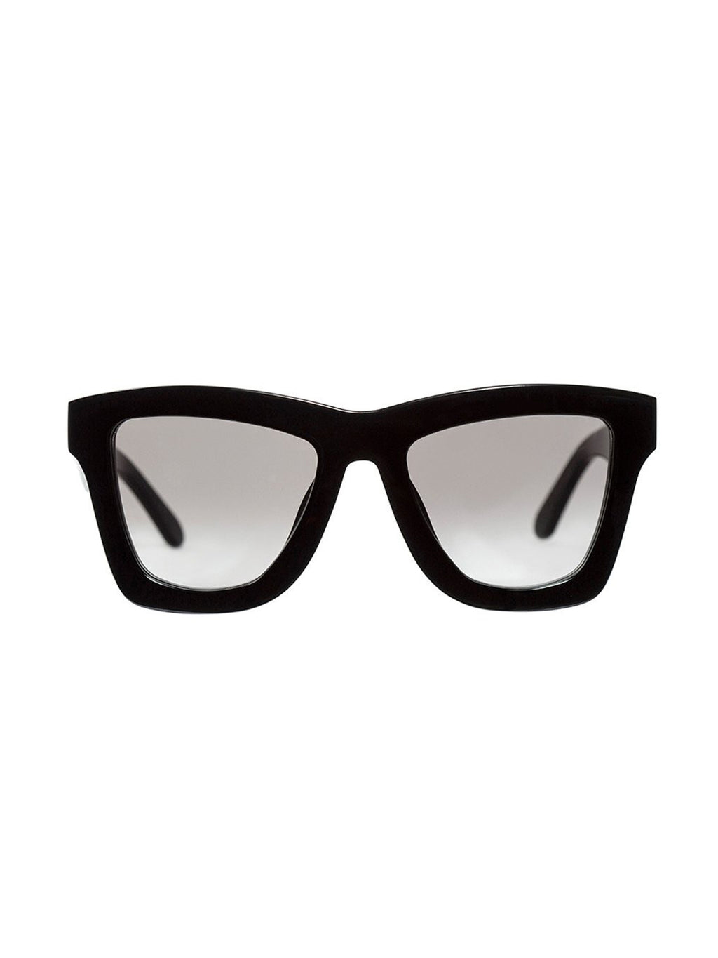 VALLEY EYEWEAR DB II | Gloss Black / Black Gradient Lens