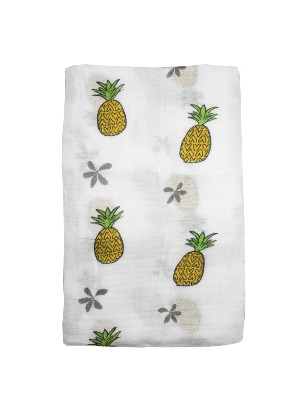 COCO MOON Swaddle Blanket | Pineapple of my eye