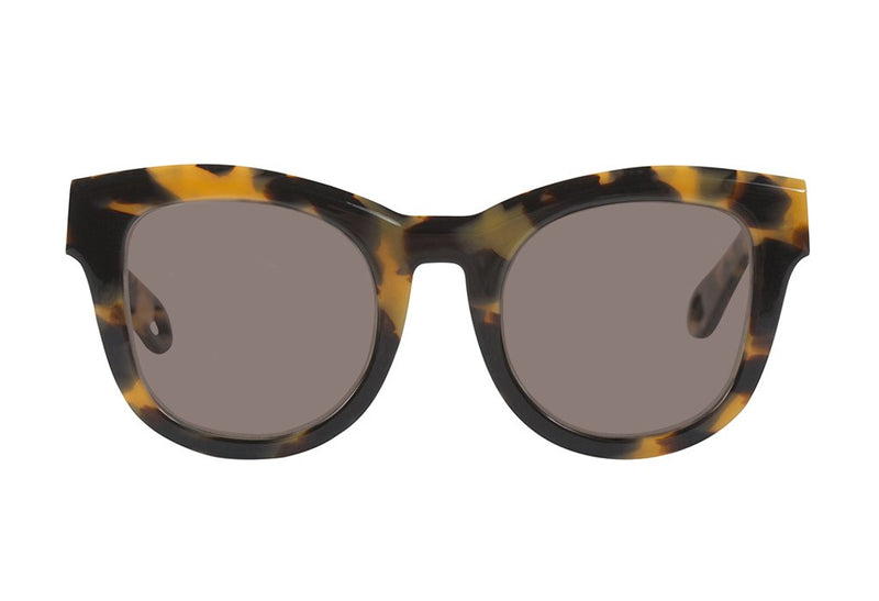 VALLEY EYEWEAR AMADEUS JNR | Yellow Tort / Brown