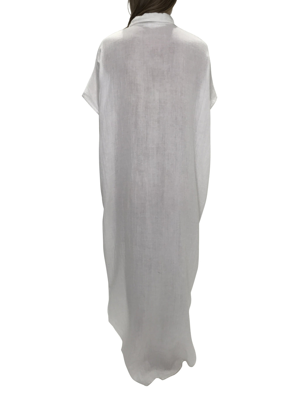 ACACIA Oahu Dress | White Wash