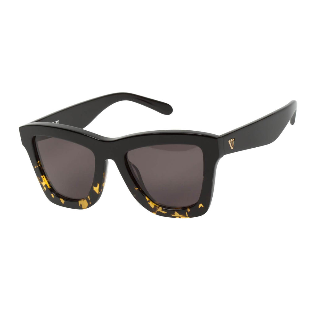 VALLEY EYEWEAR DB II | Black to Tort / Black Lens