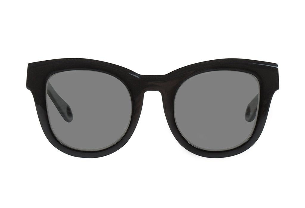 VALLEY EYEWEAR AMADEUS JNR | Gloss Black / Black