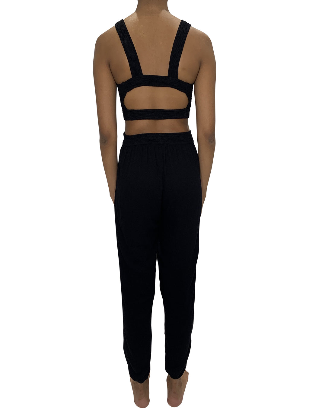 INDAH Sima Jumpsuit | Black