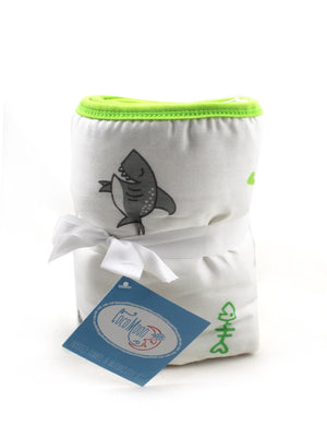 COCO MOON Hooded Towel Set | Sharks need Love Too