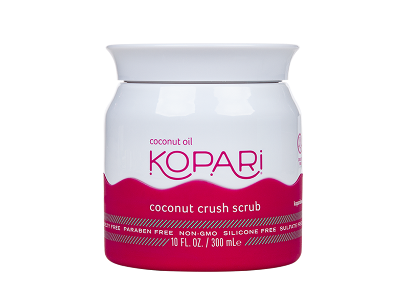 KOPARI Coconut Crush Scrub Jar