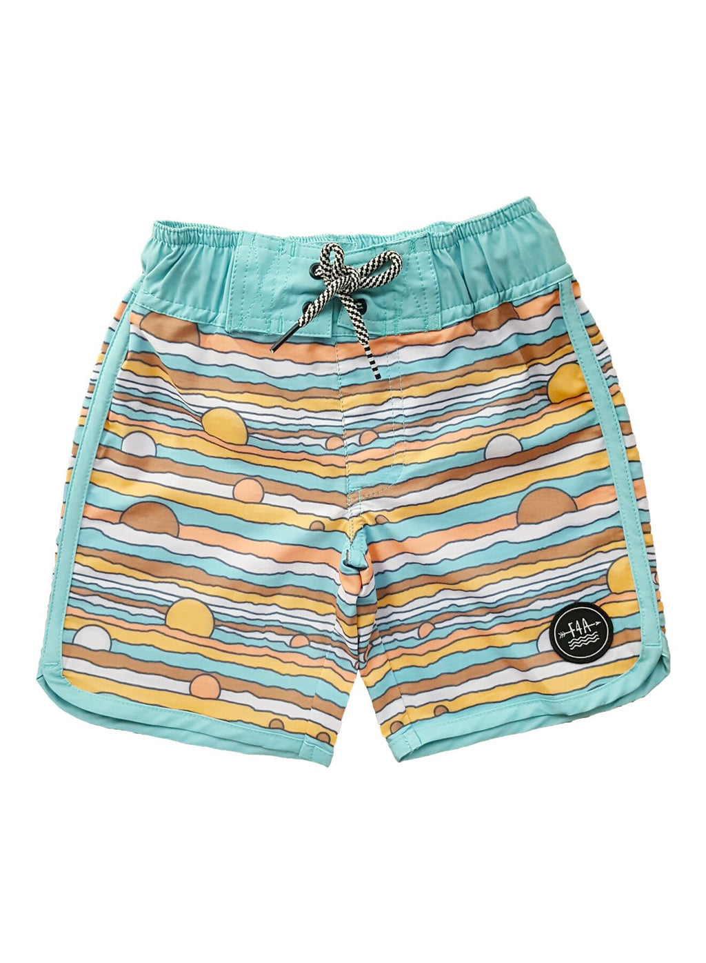 FEATHER 4 ARROW Sunset Boardshort
