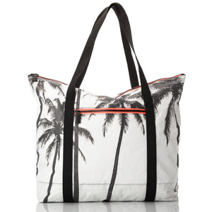 ALOHA COLLECTION Kalapana Zipper Tote