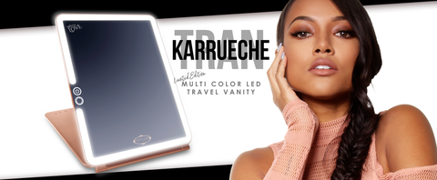 Karrueche x Vanity Girl Hollywood