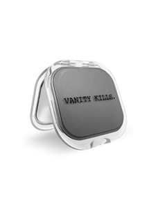 Dark Platinum Vanity Kills Compact
