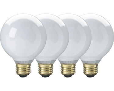 REPLACEMENT LIGHT BULBS 4-PACK - Vanity Girl Popup