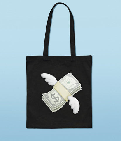 :money_with_wings: simple tote bag