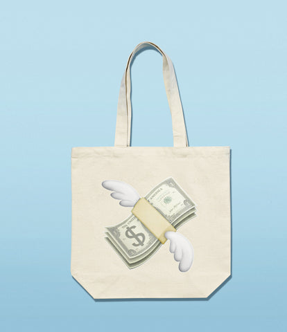 :money_with_wings: tote bag