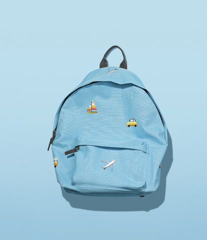 'travel' backpack