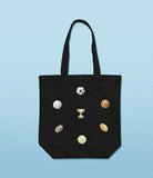 'trophy' tote bag