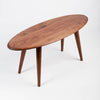 Steamliner Classics. The Surfboard Mid-Century Coffee Table