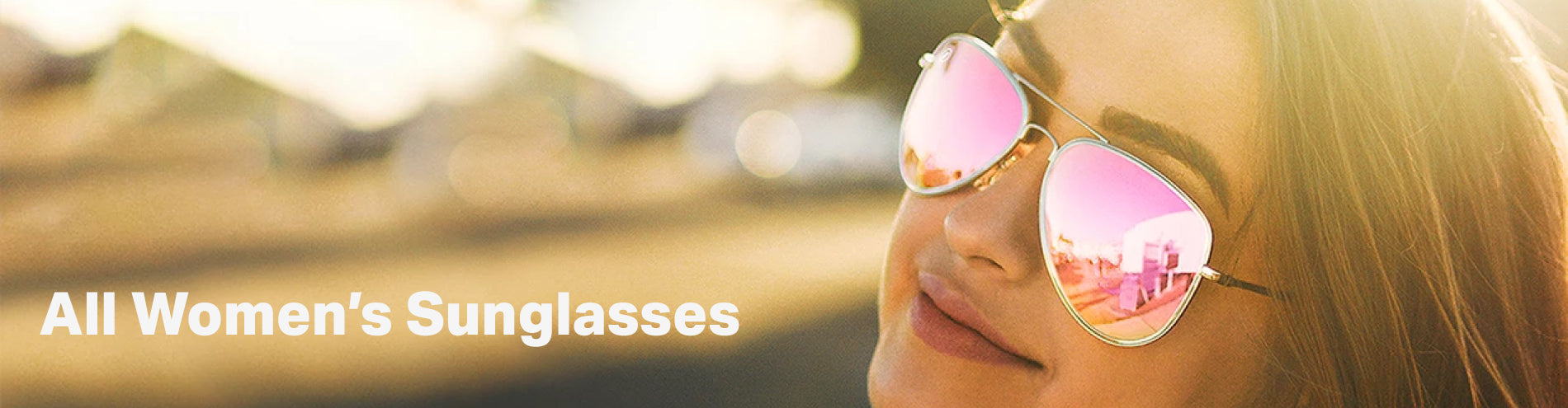 All Women's Sunglasses