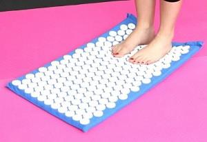 Acupressure Mat Laid Out Flat