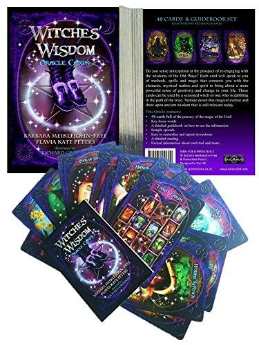 Witches' Wisdom Oracle Deck