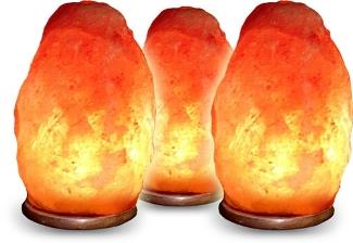 Himalayan salt lamp - large