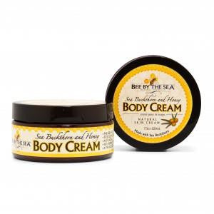 Bee By The Sea - Sea Buckthorn & Honey Body Cream - 220ml