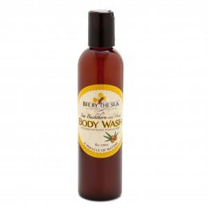 Bee By The Sea - Sea Buckthorn & Honey Body Wash - 250ml