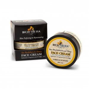 Bee By The Sea - Sea Buckthorn & Honey Face Cream - 60ml