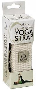 Organic Cotton Yoga Strap