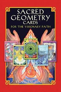 Sacred Geometry Cards for the Visionary Path Set