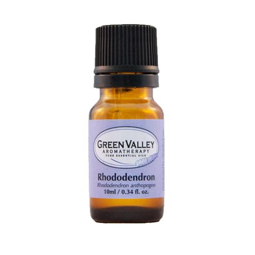 Rhododendron essential oil by Green Valley Aromatherapy