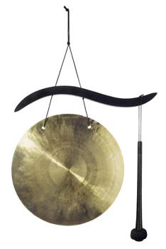 Woodstock Chimes - Hanging Gong with Mallet