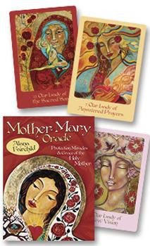 mother mary oracle set