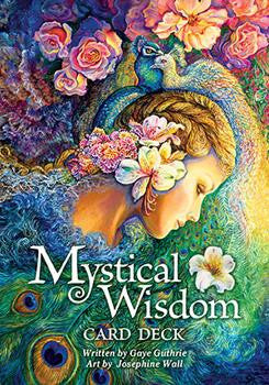 mystical wisdom oracle cards deck